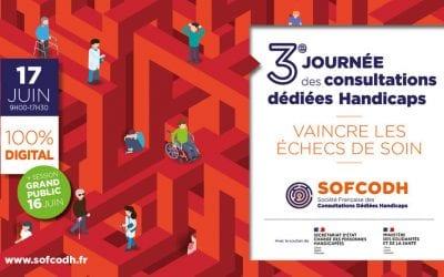 3èmes journées des consultations dédiées Handicaps