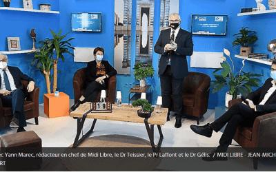 LabSanté : réalité virtuele, exosquelettes… les révolutions des nouvelles technologies